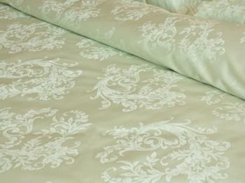 Постельное белье Простынь на резинке «Лоза Олива» 90х200 за 1 300 руб