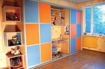 Комплект мебели Детская мебель за 9 000 руб