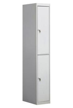 Сейфы и металлические шкафы Шкаф для одежды 1-секционный ШСМ-12К, основная секция за 4 039 руб