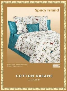 Постельное белье Cotton dreams за 4 990 руб