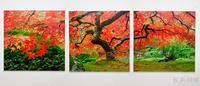 Картины, панно Картина Autumn Tree 100x300 см (3/Set) за 31300.0 руб