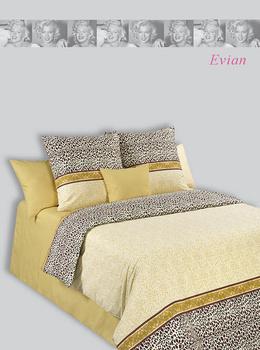 Постельное белье Evian за 4 990 руб