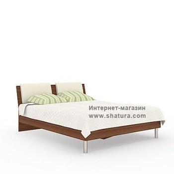 Кровати CAPRI слива за 16 630 руб