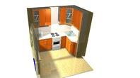 Мебель для кухни Кухни в наличии и под заказ за 12000.0 руб