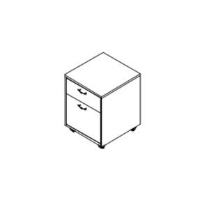 Тумбы Тумба подкатная файловая за 5 743 руб