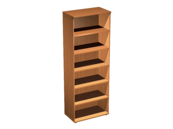 Мебель для персонала Стеллаж высокий за 6 109 руб