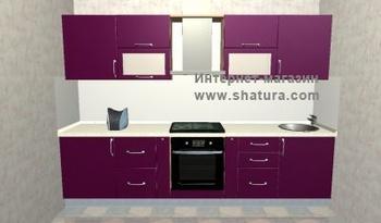 Кухонные гарнитуры Лола за 83 400 руб