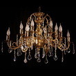 Brizzi Испания 8888-6+6_АВ_Leaf_crystal за 38700.0 руб
