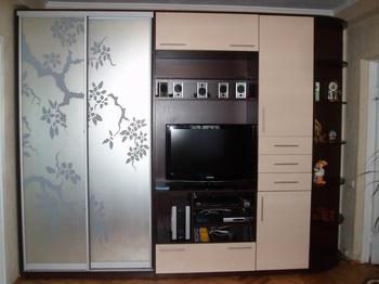 Встроенные шкафы-купе Шкаф-купе за 10 800 руб