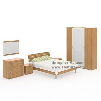 Спальни INTEGRO вишня за 60 330 руб