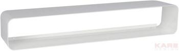 Полки и стеллажи Полка для дисков Lounge M CD 120 White за 4 800 руб