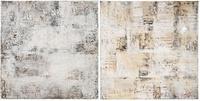 Картины, панно Картина маслом Villa Letters 120x120 в ассортименте за 16600.0 руб