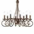 Ideal Lux Италия BRANDY_SP8_RUGGINE за 10800.0 руб