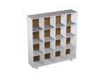 Офисная мебель Стеллаж высокий (2 секции) за 33274.0 руб
