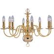 Arte Lamp Италия A1019LM-8PB за 16500.0 руб