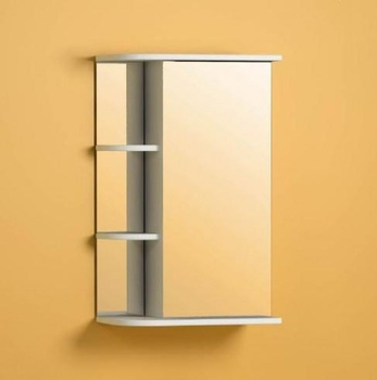 Шкафы ОРИОН - Шкаф-зеркало навесной за 2 680 руб