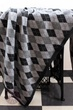 Пледы Плед «Imperio 252» серый 150х200 за 3900.0 руб