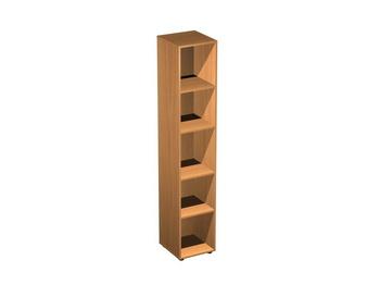 Мебель для персонала Стеллаж высокий узкий за 2 951 руб