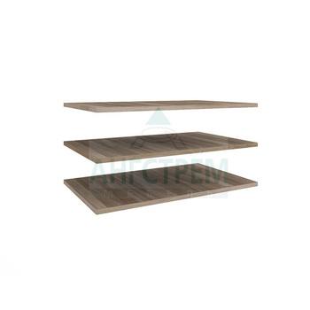 Полки и стеллажи Комплект стационарных полок (3 шт.) за 2 395 руб