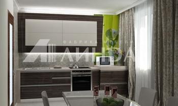 Кухонные гарнитуры Акрилика за 18 000 руб