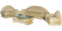Мягкая мебель Олимп - диван за 68000.0 руб