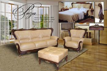Комплекты мягкой мебели Роза за 60 000 руб