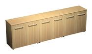 Офисная мебель Шкаф для документов низкий закрытый(стенка из 3 шкафов) за 51420.0 руб