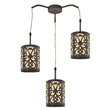 Luce Solara Италия 3928-3S_Antique_brown за 4500.0 руб