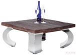 Столы и стулья Стол кофейный  X-Over 80x80 см за 78600.0 руб