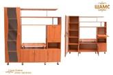 Корпусная мебель Стенка Эллегия за 7610.0 руб