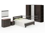 Мебель для спальни INTEGRO дуб темный за 71820.0 руб