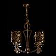 Люстра Brizzi Испания BD03204-4_Bronze за 9100.0 руб