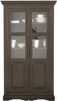 Шкафы для гостиной Шкаф-витрина Cabana стекло 175 см, 2 дверцы за 50 200 руб
