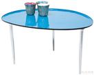 Столы и стулья Стол кофейный Egg 65x75 см за 14100.0 руб