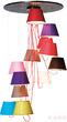 Светильник подвесной Potpourrie, 12 плафонов за 12600.0 руб