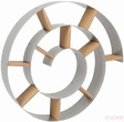 Корпусная мебель Полка Snail silver за 6200.0 руб
