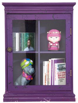 Буфеты и витрины Бар подвесной Little Something, фиолетовый за 7 800 руб