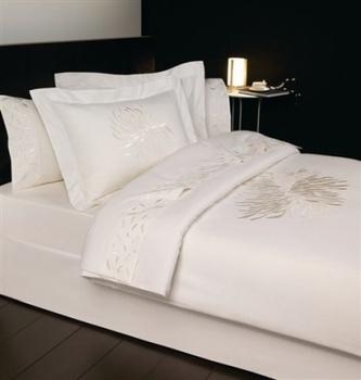 Постельное белье Постельное белье «Хризантема» Евро за 9 500 руб