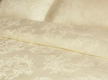 Постельное белье Простынь на резинке «Лоза шампань» 200х200 за 1 650 руб