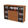 Офисная мебель Шкаф комбинированный за 51966.0 руб