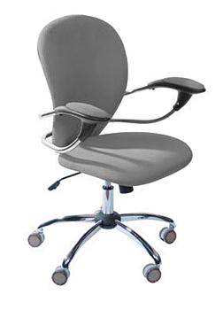 Кресла и стулья для персонала Кресло оператора Техно с механизмом качания за 7 082 руб