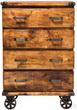 Корпусная мебель Комод Off-Raod, 4 дверцы за 94300.0 руб