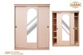 Корпусные шкафы-купе Шкаф купе 3-х дверный за 7500.0 руб