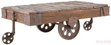 Стол кофейный Railway 135x80 см