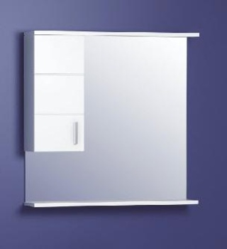 Шкафы КОРАЛЛ 82 С Шкаф-зеркало навесной за 4 750 руб
