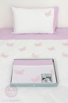 Постельное белье Постельное белье «Бабочки» за 4 300 руб
