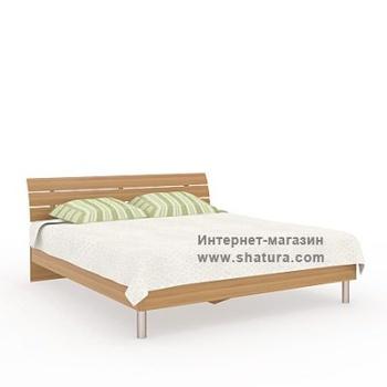 Кровати INTEGRO вишня за 14 740 руб