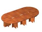 Офисная мебель Стол для переговоров овальный за 273156.0 руб