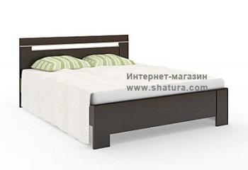Кровати INTEGRO дуб темный за 17 910 руб