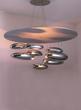 Светильник подвесной Flaute C2, хром, серебристо-серый мет. за 49900.0 руб